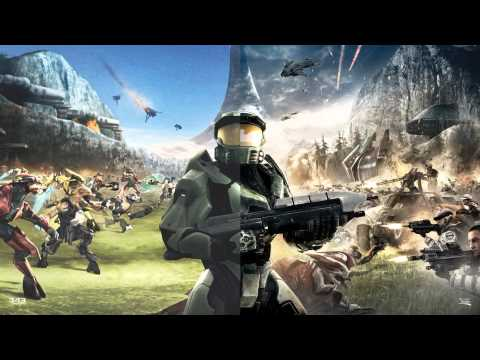Halo CE - Anniversary REMIX: Rock Anthem For Saving The World and Rock in A Hard Place