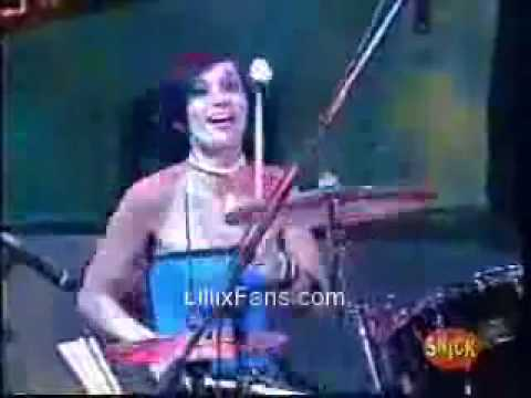 Lillix- What I Like About You Live