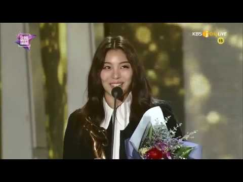 Ailee in The 27th Seoul Music Awards