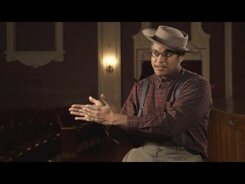 Dom Flemons - African American Music Traditions in Kentucky & Appalachia - Lost River Sessions