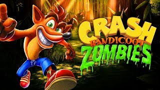Crash Bandicoot Zombies (Black Ops 3 Zombies)