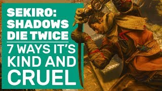 7 Ways Sekiro: Shadows Die Twice Is FromSoftware\'s Kindest And Cruellest Game Yet