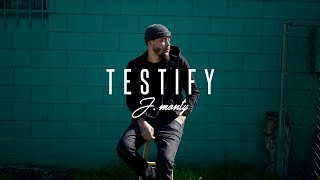Testify J. Monty - Part 9 (Fred Hammond)