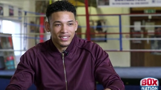 EXCLUSIVE: Fascinating feature on unbeaten Super-Featherweight Lyon Woodstock