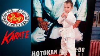 Видео для детей.Детские спаринги Шотокан Карате До.Дети 6 лет.