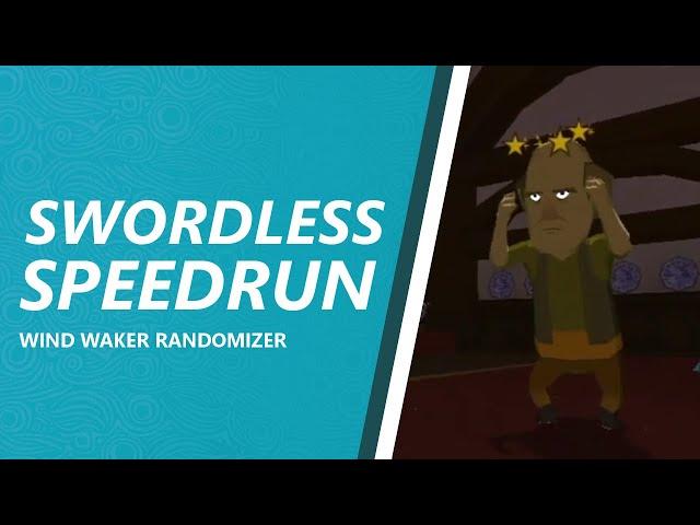 The Wind Waker Randomizer - Swordless