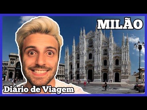 Passeando por Milão