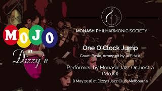 One O'Clock Jump - Monash Jazz Orchestra