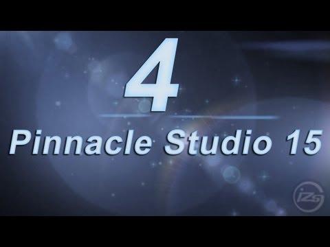 4_Добавляем титры в Pinnacle Studio 15