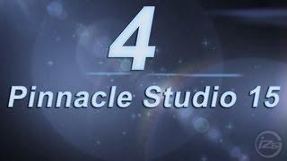 4_Добавляем титры в Pinnacle Studio 15(Четвёртый урок по работе с программой Pinnacle Studio 15. Где вы узнаете как добавить и настроить титры для вашего..., 2012-05-14T13:22:21.000Z)