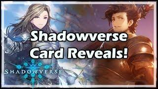 Shadowverse Card Reveals! - Brigade of the Sky