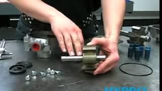 HYPRO Roller Pump Service Video Full