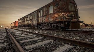 Мегаcлом: Как умирают поезда. National Geographic. Наука и образование