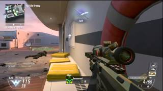 OpTic XpeK: 76 SNIPER Kill gameplay - Black Ops 2