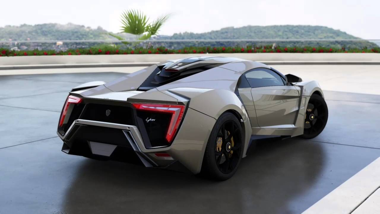 Charmant Forza 6 W Motors Lykan HyperSport ForzaVista U0026 Top Speed!