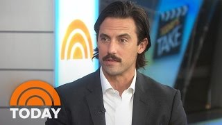 Milo Ventimiglia: Why 'this Is Us' Is Relatable For Everyone | Today