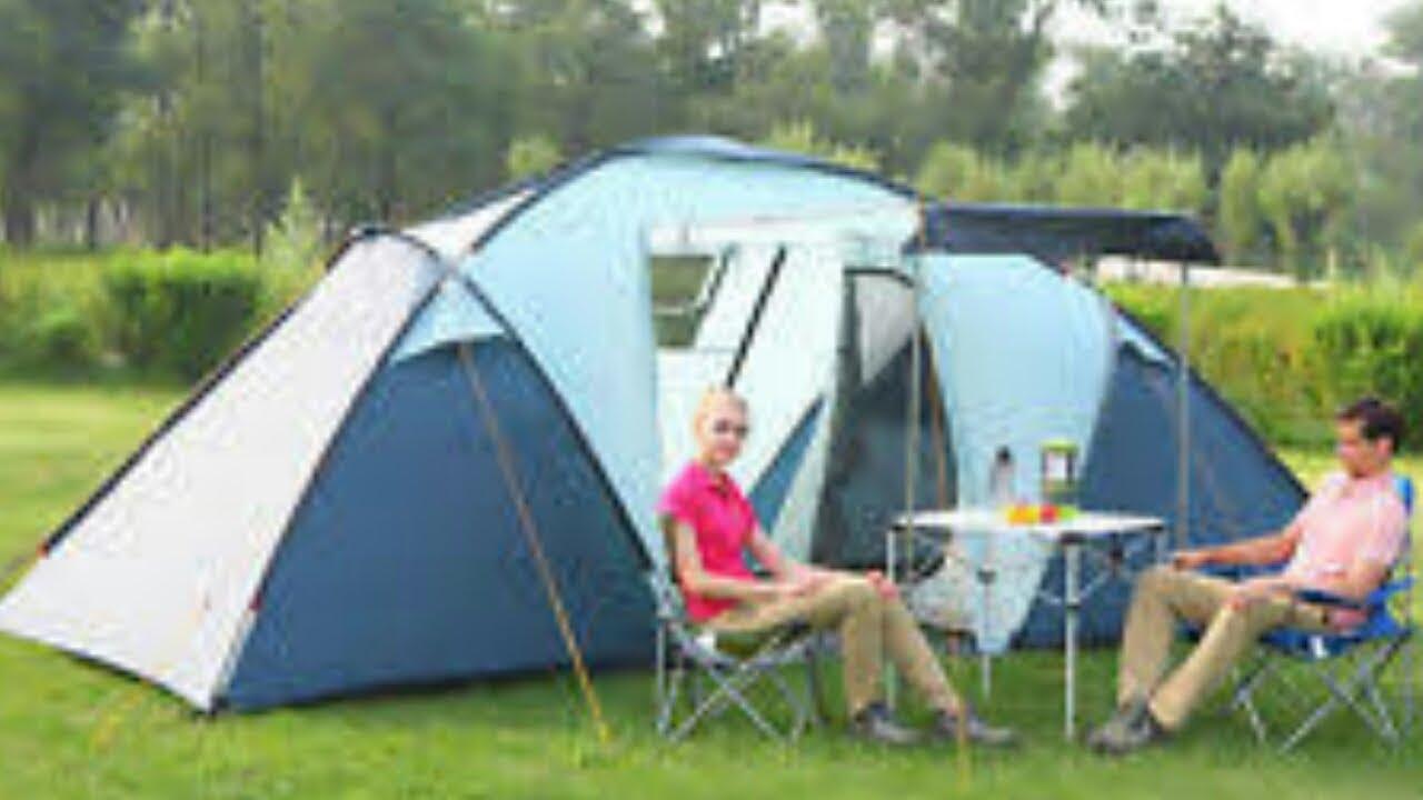 лучшая палатка для кемпинга | Обзор палатки King Camp