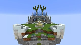 minecraft-สงครามเตียงเมืองหิมะ