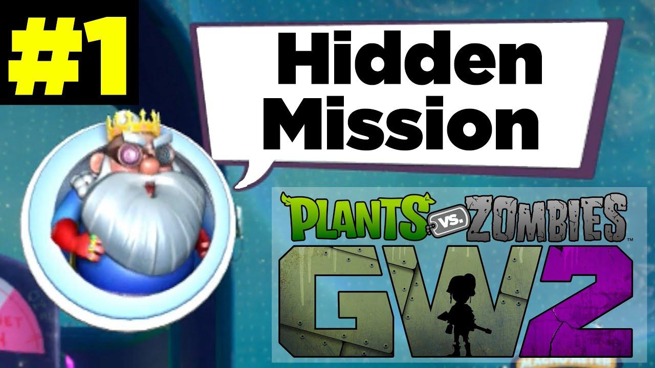Secrets In Plants Vs Zombies Garden Warfare 2 - Garden