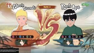 Naruto Storm 4 Boruto DLC : Naruto Sasuke Teamová ultimátka