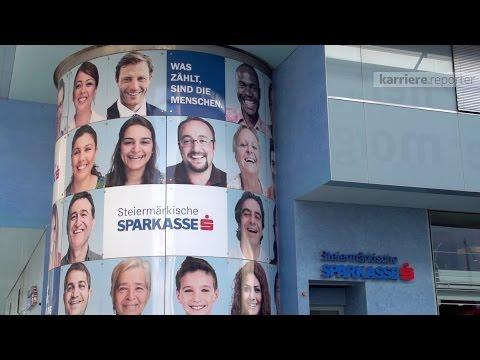 Rundgang durch das Unternehmen Steiermärkische Bank u Sparkassen AG auf karriere.at