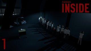 INSIDE прохождение на геймпаде часть 1 Бешеная погоня за инсайдером