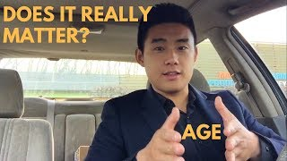 Does age matter as a real estate agent?