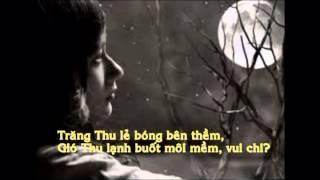 MỘT TRỜI NHỚ THƯƠNG - Thơ: Mai Hoài Thu - Hoàng Đức Tâm diễn ngâm