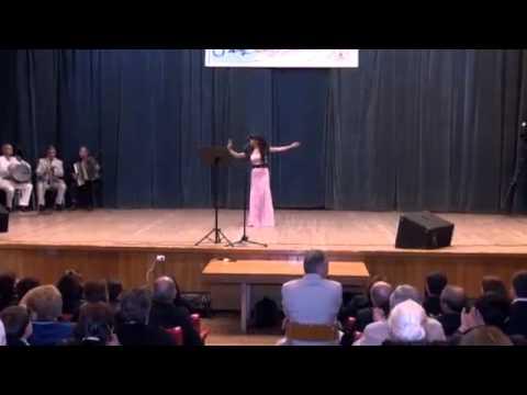 Концерт посвящён  90 летию  памяти Енока Шашикяна 1 часть
