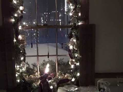 1785 Inn & Restaurant Christmas Decorations - YouTube