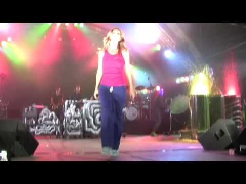 Bluemangroup LIVE feat. Sandra Nasic - KulturStadion Berlin 19.08.09 | I feel Love (HD)