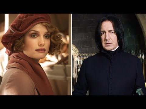 Harry Potter Theory: Is Queenie Snape's Grandmother?