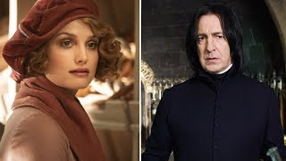One of Seamus Gorman's most viewed videos: Harry Potter Theory: Is Queenie Snape's Grandmother?