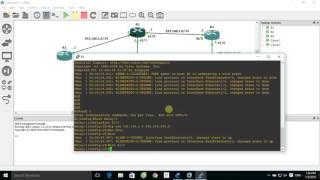 DHCP Server & DHCP Relay Agent on GNS3