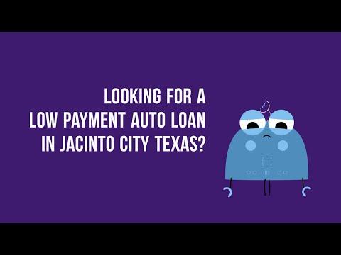 ZeroDown Auto Financing in Jacinto City TX Bad Credit or Good Credit