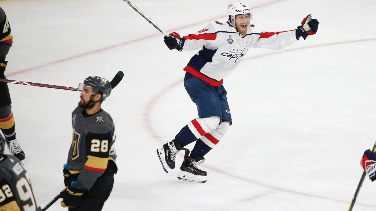 Washington Capitals vs  Vegas Golden Knights | 2018 Stanley Cup Finals Game  5 Highlights