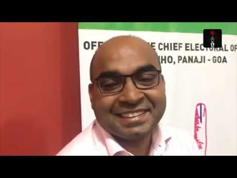 Goa Chief Electoral Officer Kunal On High Turnout During Polls