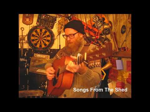 Edd Donovan - I Am - Songs From The Shed Session