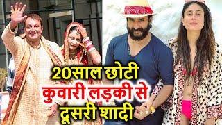 Download Video इन 5 अभिनेताओं ने अपनी बेटी की उम्र की लड़की से शादी की, शादी से पहले बुलाती थी अंकल MP3 3GP MP4