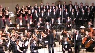 O.Kozlovsky - Requiem - III. Tuba mirum - Edem Umerov