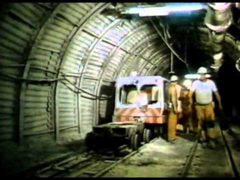 1980s Silverwood Colliery Promotional Film Youtube