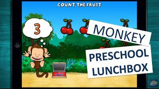Monkey Preschool Lunchbox - 7 exciting educational games - iOS/Android