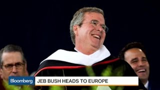 Heilemann: Jeb Bush Wants to Show Foreign Policy Savvy
