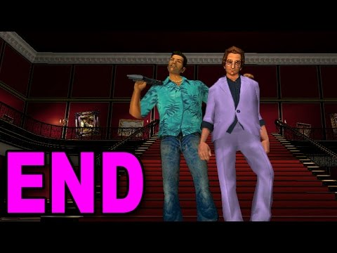 Grand Theft Auto: Vice City - Part 11 - THE END