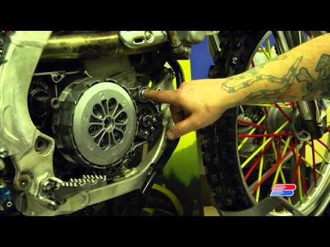 Boyesen SuperCooler / Yamaha YZ450F Full Installation