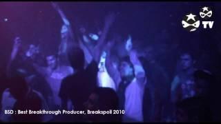 BSD : Breakspoll 2010 (25-february-2010) Fabric, London (UK) film 2 of 2