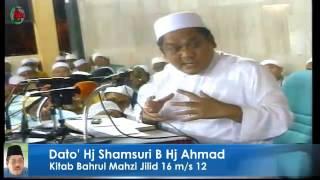 USTAZ SHAMSURI AHMAD 2/4/2013