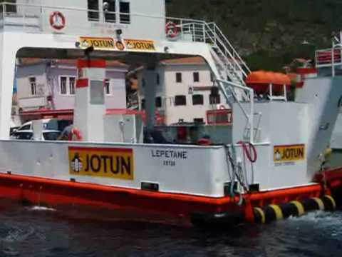 Kotor Bay Ferry 29.07.2009