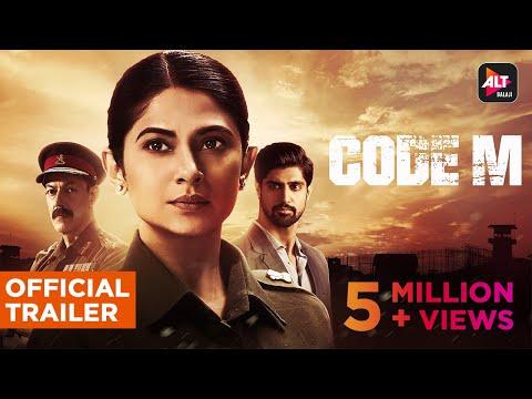 Code M   Jennifer Winget   Official Trailer   Rajat Kapoor   Tanuj Virwani   ALTBalaji