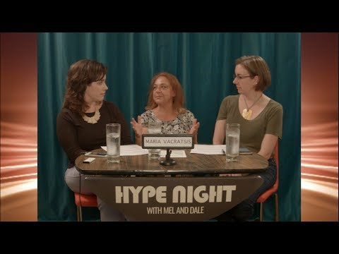 HYPE NIGHT: Let's Hype Maria Vacratsis